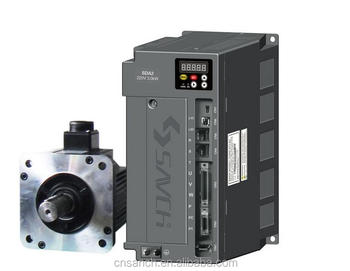 Sanch high position 3kw 220v 3 phase ac servo motor driver with standard communication software