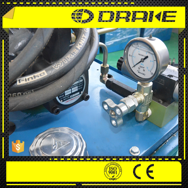 hydraulic drive system from Hydraulic power unit pack