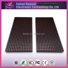 Timely delivery led wholesalers,p10 led pixel,32x16 led text display