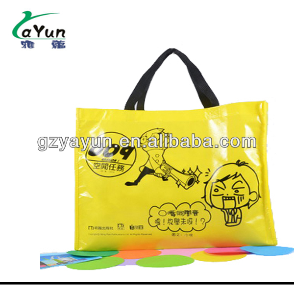 PP shopping bag manufacturer , NO 1 hot selling in china, guangzhou factory