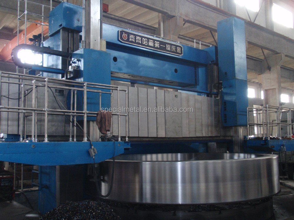 GS50Mn5 #45 GS42CrMo4 Casting steel C.S. Tyre for Rotary kiln