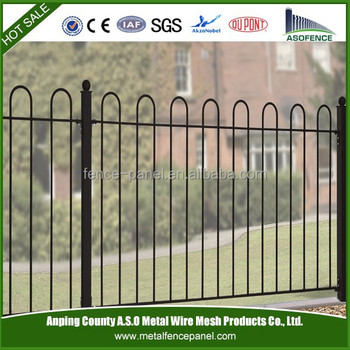 Antique Wrought Iron Fence Panels,wrought Iron Fence Prices,wrought Iron  Ornamental Fence