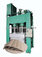 Hot sale Automatic compressed wood pallet making machine