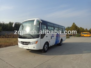Low Price Man diesel engine 50seats new bus