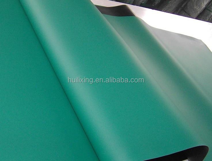 Gummimatte Für Tisch Und Arbeitstischesd Grünen Gummi Tischset Für Produktion. Hochwertige Esd Gummi Tischplatte Matte Buy Gewerbe