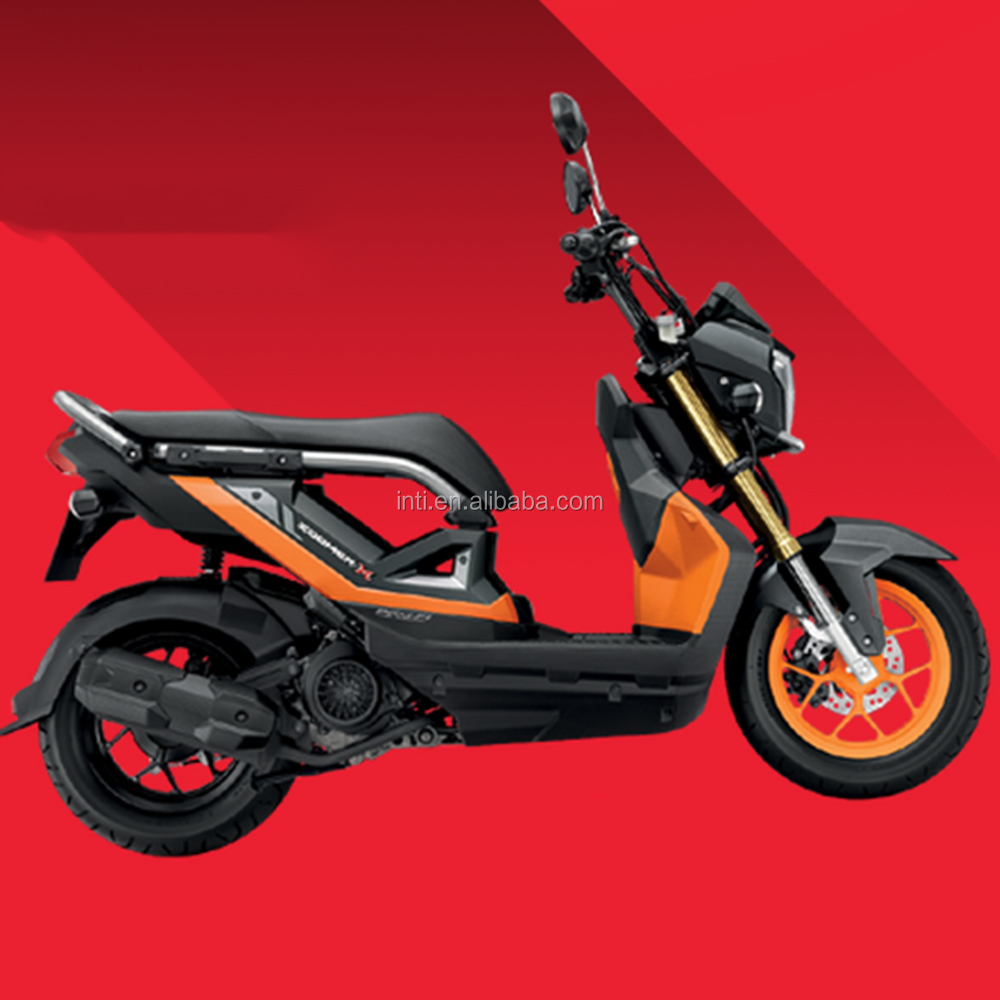 New Hondx Zoomer X 2017 Style 110cc 125cc 150cc Efi Scooter Motorcycle Product On Alibaba