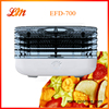 Home Food Dehydrator With Temp From 35 to 70C,5 Adjustable Tray