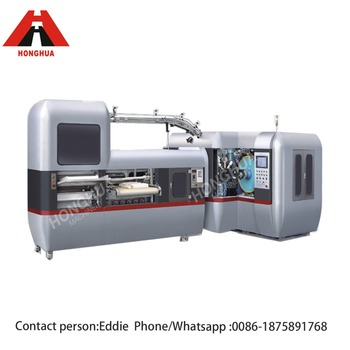 cup printing machine PP PS PET PE material