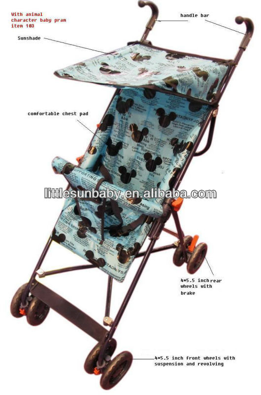 Household Baby Accessories Baby Handcart/Carrier Item 103