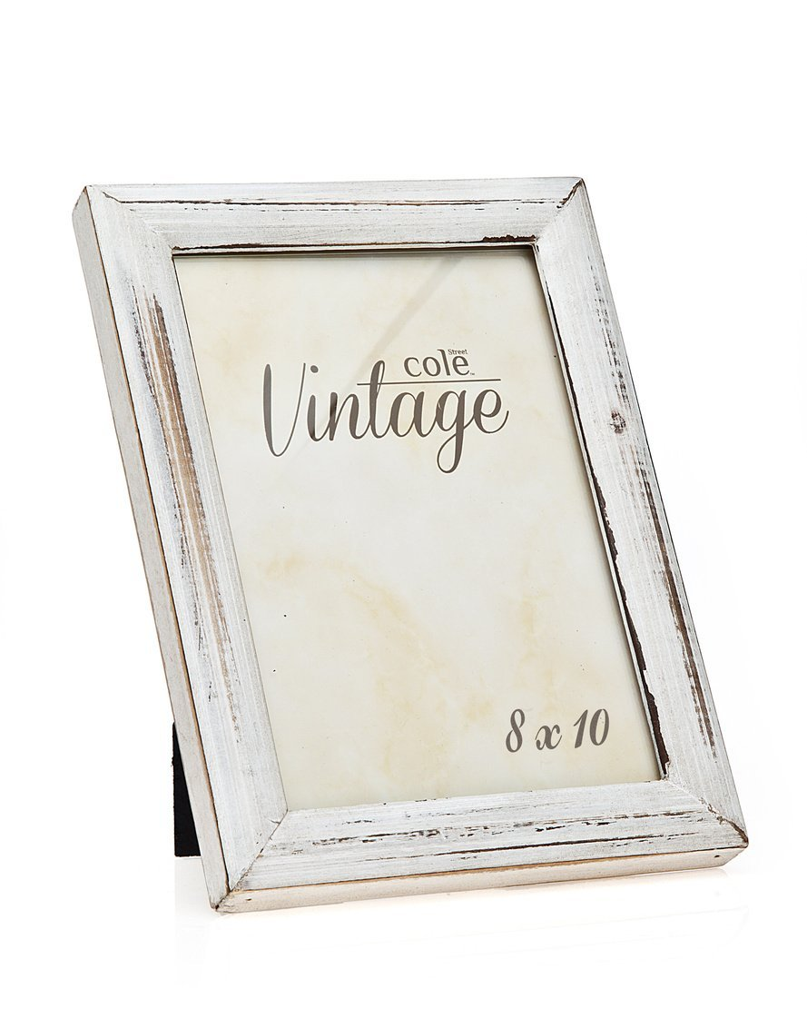 Cheap distressed white picture frames find distressed white get quotations philip whitney 8x10 vintage distressed white antique wood picture photo frame jeuxipadfo Choice Image
