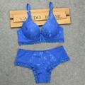 משלוח חינם סקסי לדחוף את גודל גדול 90 95 נשים תחרה חזיית הלבשה תחתונה סט תחתונים, פיג ' מות לנשים UB1004