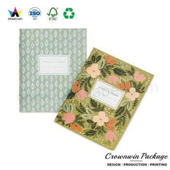 Design Free Sample School Notebook Paper Price