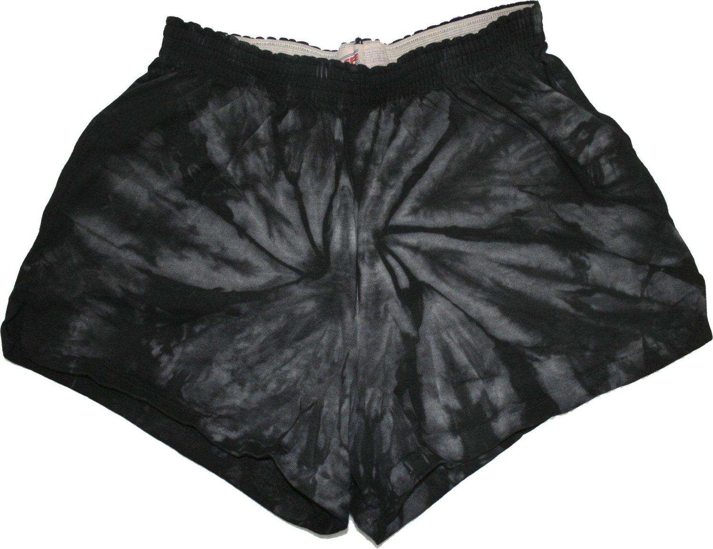 1f426dd0f3913 Get Quotations · Tie-Dye Shorts Girls Cheer Shorts H4000B