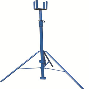 Q235 Adjustable Height pull push Steel Props Support Shoring Tripod