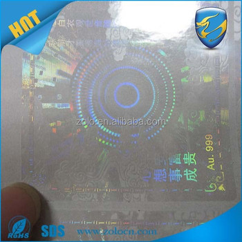 Transparent Hologram Stickers/hologram Overlay/custom Holographic ...