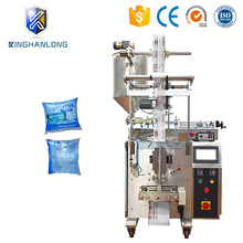 Factory new design automatic pure water sachet filling packing machine with bagging