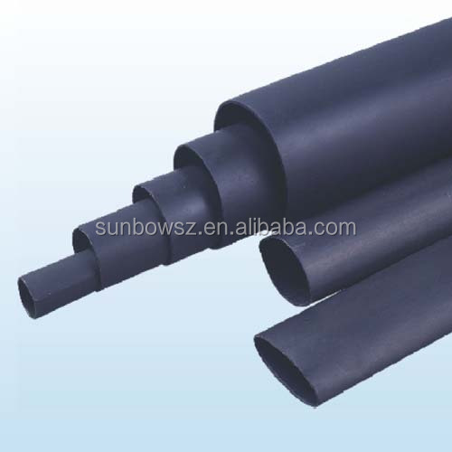 Anti-abrasion Flame Retardant Adhesive Lined Heat Shrink Tube With