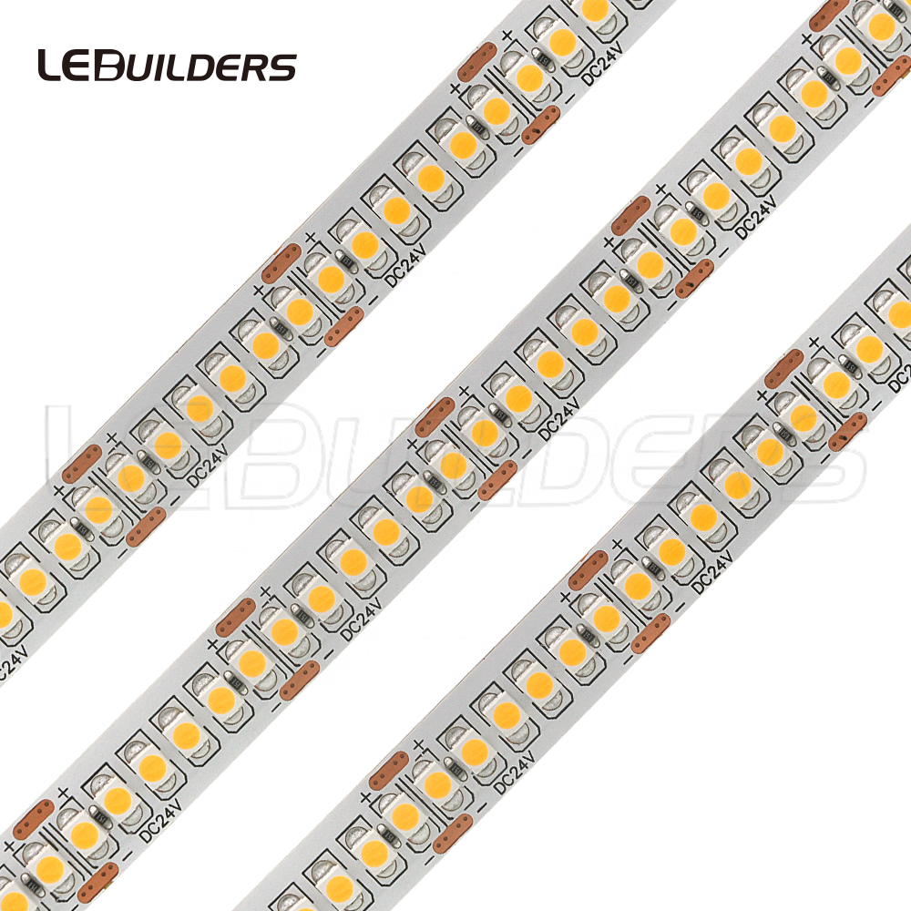 240 leds/m 3528 SMD double sided led strip light