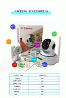 Guangzhou Smart WIFI IP Camera 720P 960P Video Cloud P2P Webcam Indoor Home Office Phone Network