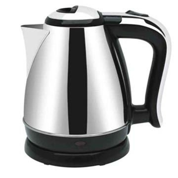 Polished Stainless Steel Jug Kettle