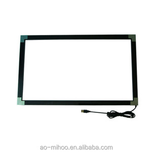 32 inch touch screen smart tv,infrared touch , capacitive touch screen optional