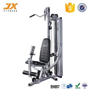 Life gear multi purpose home gym equipment multi station fitness