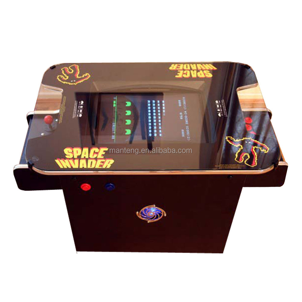 Cocktail arcade machine 60 games in 1coffee table topgames room cocktail arcade machine 60 games in 1 coffee table top games room man cave geotapseo Choice Image