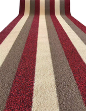 Strong dirt-catcher ability PP material grass outdoor carpet with PVC backing
