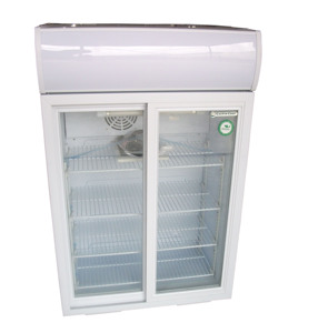 SC105L Supermarket Single Temperature Display Fridge