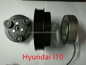 Factory Supply Electric Car Auto AC Magnetic Clutch For Hyundai I10