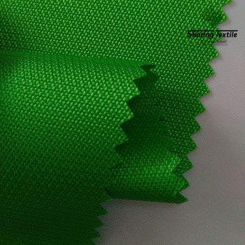 PU Treatment Bag Fabric with Waterproof Function