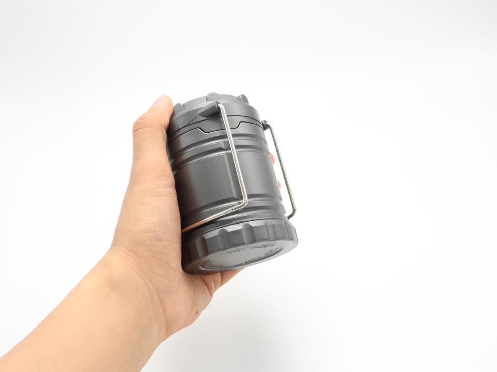 Portable Collapsible COB Camping Lantern for Outdoor Lighting