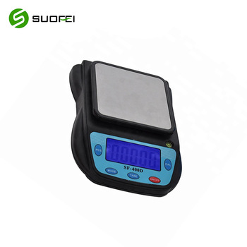 Hot Selling Electronic Balance Courier Parcel Pocket Counting Digital Scale  Fabric Weighing Scale Machine Sf-400d - Buy Fabric Weighing Scale,Digital