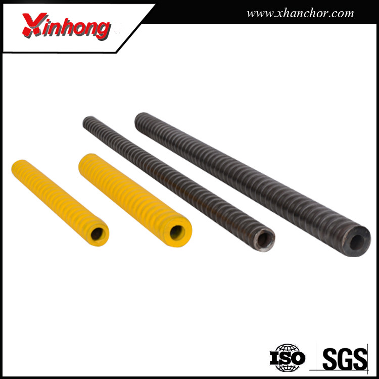 hollow anchor bolt r32 for concrete foundations with competitive price