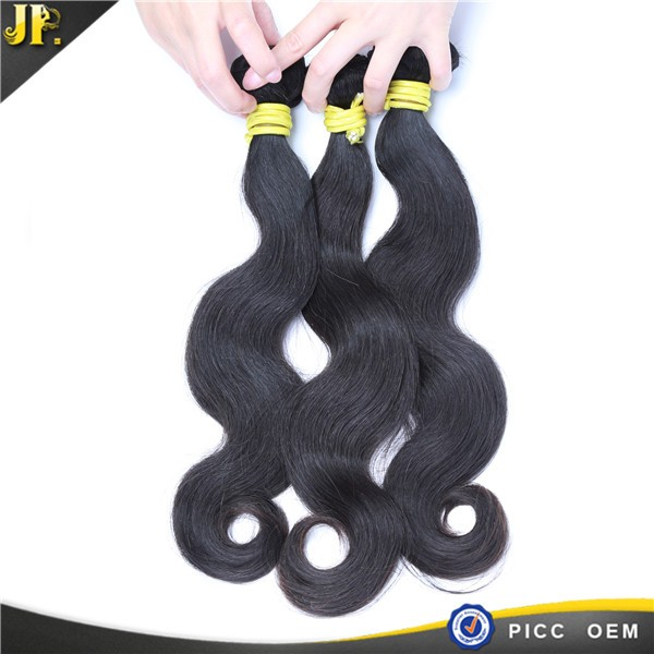 JP Hair Factory Wholesale,Full Cuticles,Body Wave Yellow Hair Weave
