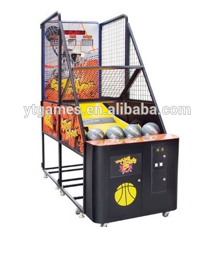 STREET SPORT BASKETBALL GAME MACHINE FOR HOT SALE
