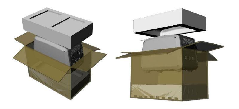 Poweroak Portable Inverter Generator 110v 1600wh Ac Power Source ...