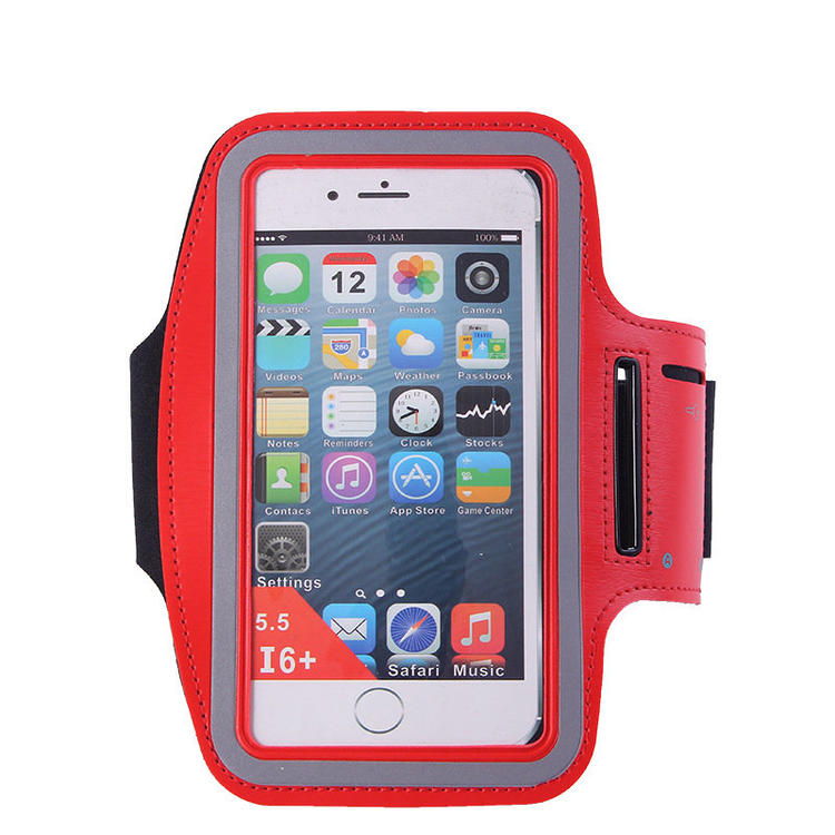 Mobile phone accessories ,Neoprene sport armband for cell phone arm band mini sport bag