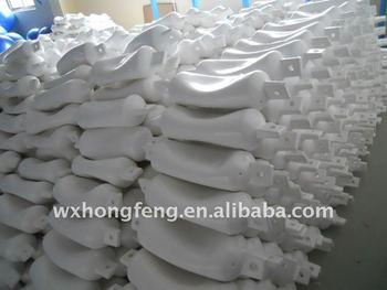 two eyes inflatable vinyl boat fenders