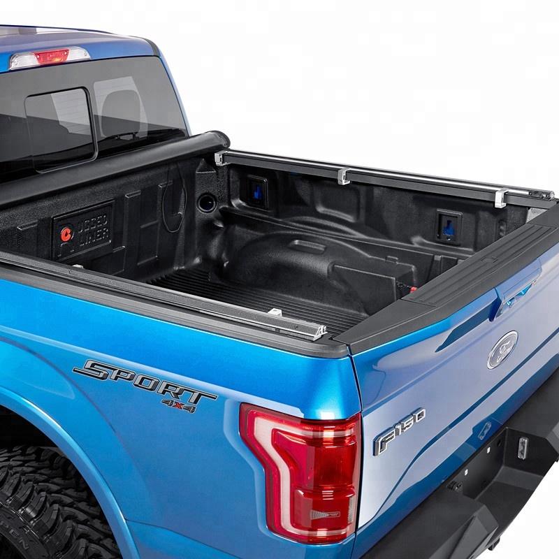 """KSC AUTO 2019 Heißer Verkauf Soft Roll Up Lkw Bett Tonneau Abdeckung für 2014-2018 Chevy Silverado 5'8"""""""