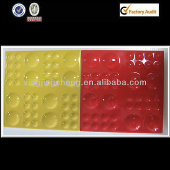15x15cm pure color imitate mahjong tiles wall for sale