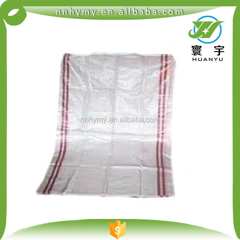 Top selling qualified PP woven sacks for cotton sugar made in china