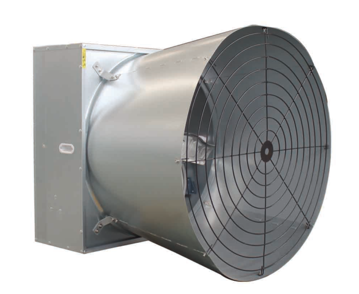 centrifugal exhaust fan/cow shed fan/swung drop hammer exhaust fan