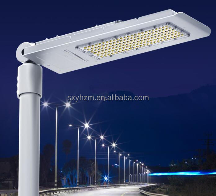 Wholesale CE RoHS industrial Aluminum bright led lights street 100w