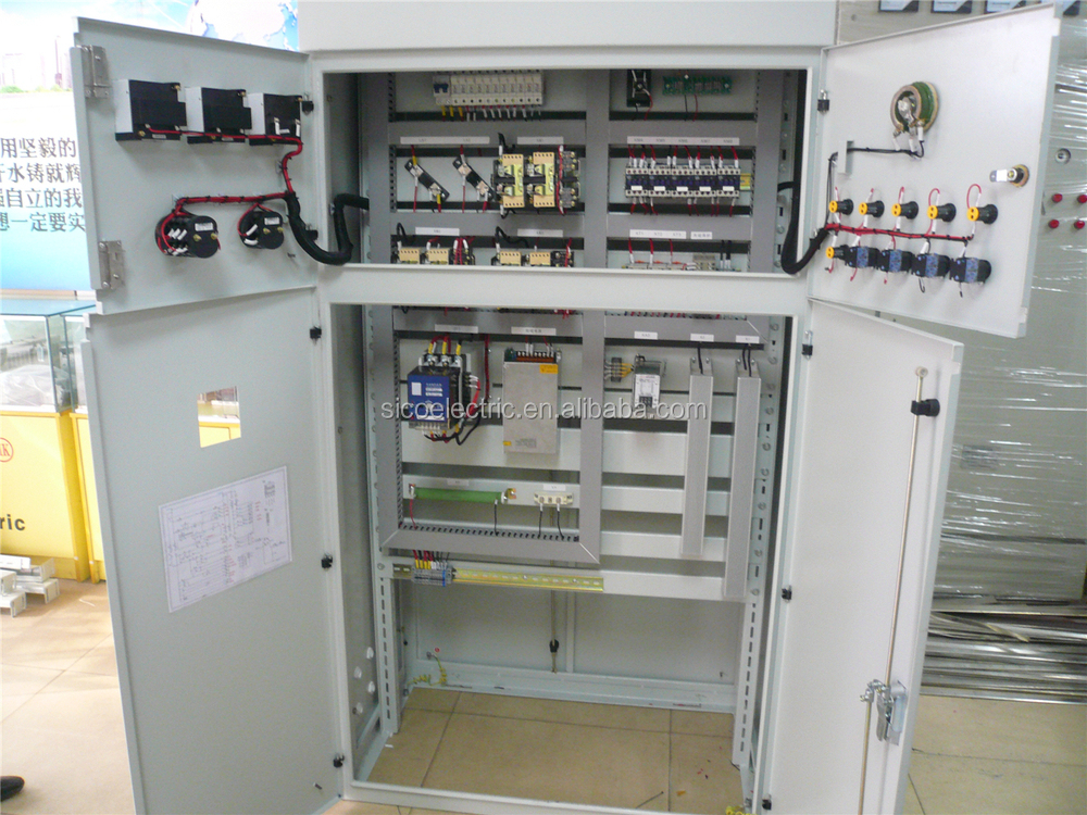 Sico Low Voltage New Product Capacitors Cabinet For Power ...