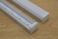 LED Linear Light Track Channel Different Length and Color Aluminium Profile Led Strip