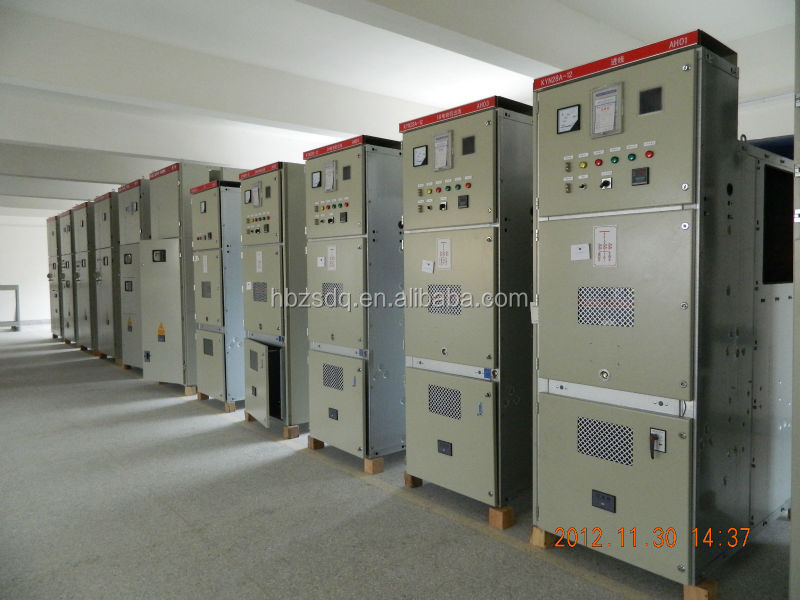 KYN28A-24 20kV withdrawable indoor AC metal-clad enclosed high voltage switch gear