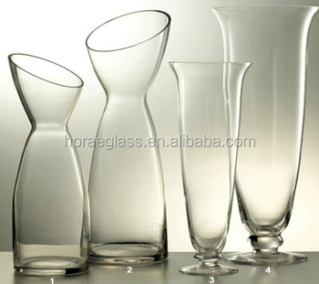 24 Inch Wholesale Clear Glass Bud Vases For Flower ...
