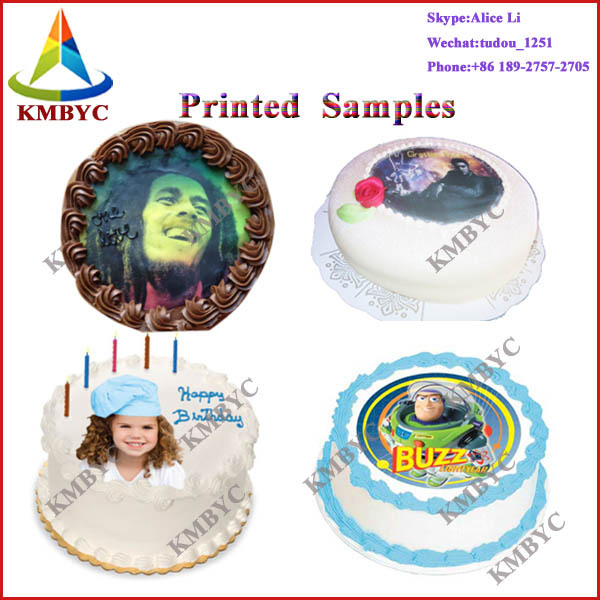 Printing on food in machines 3d printer on chocolate food for 3d printer cake decoration