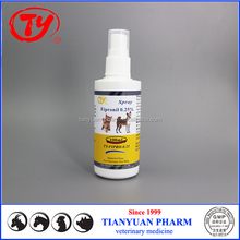 veterinary spray 0.25% fipronil manufacturers